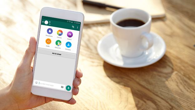 Enviar documentos por WhatsApp, ya es posible en Android