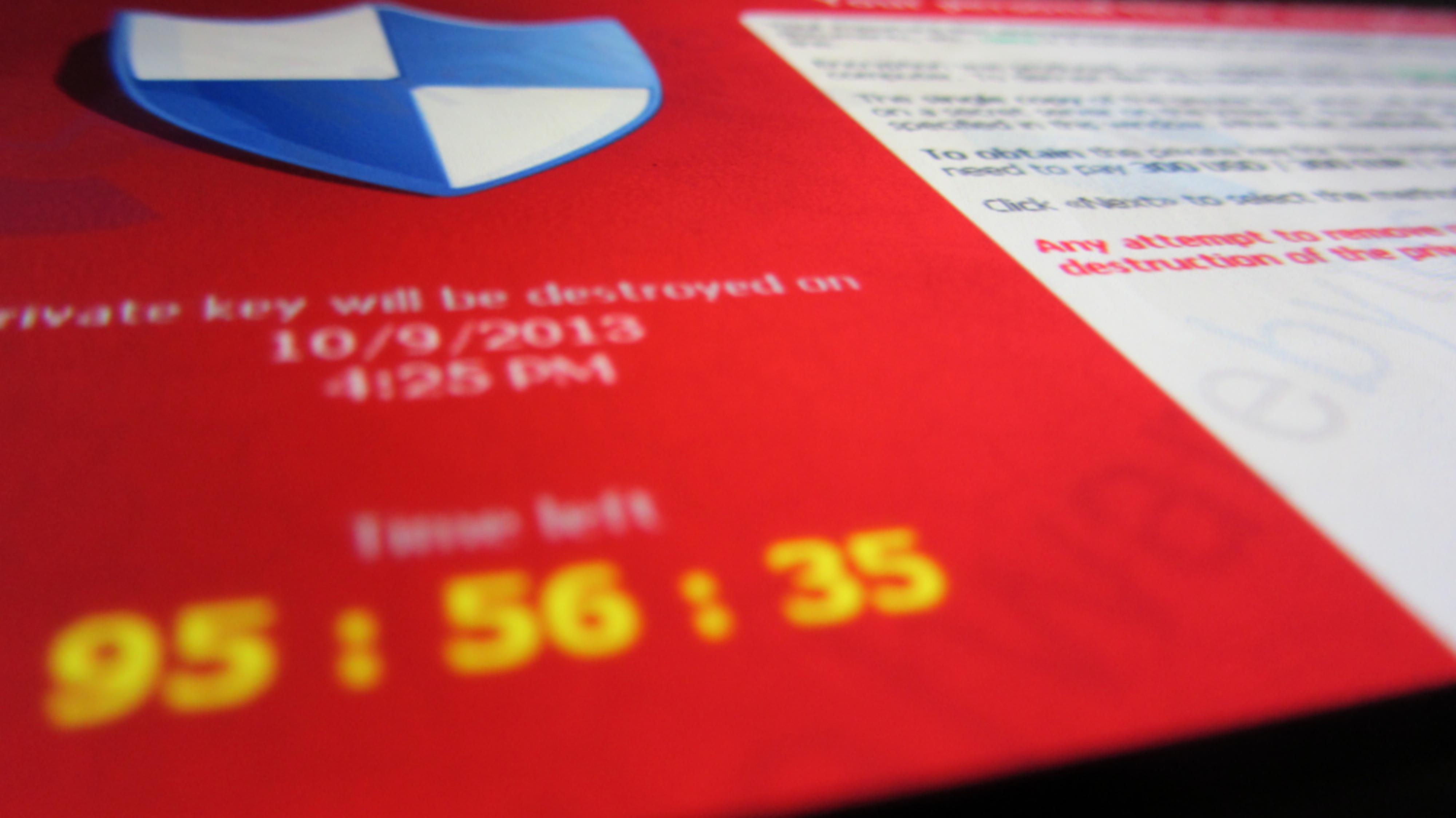El ransomware, el virus más a tener en cuenta actualmente por usuarios y empresas
