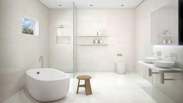 Así es el cuarto de baño inteligente de Google para el futuro