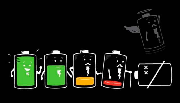10 claves para que la batería de tu móvil dure más tiempo